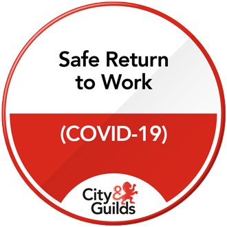 covid-19 digital badge safe return to work
