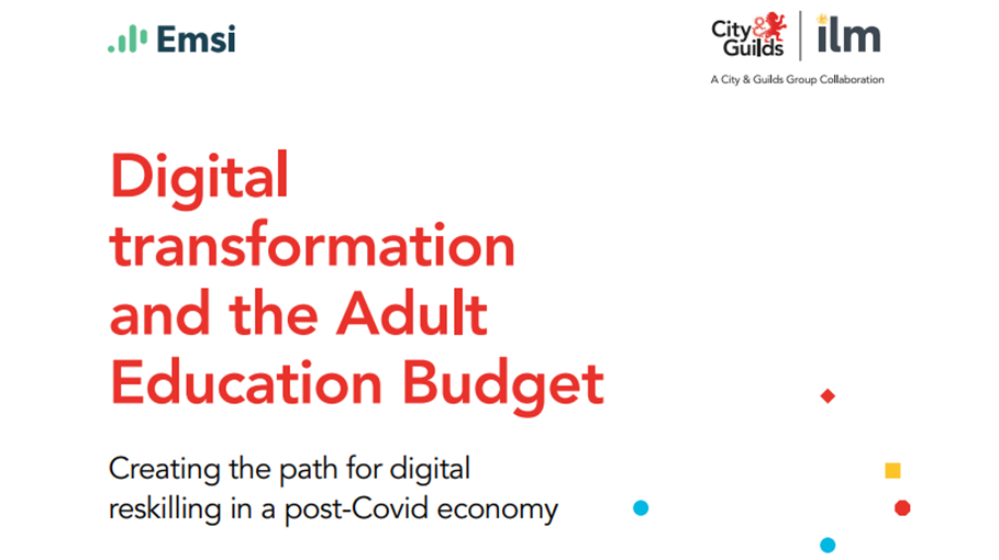 adult education budget report