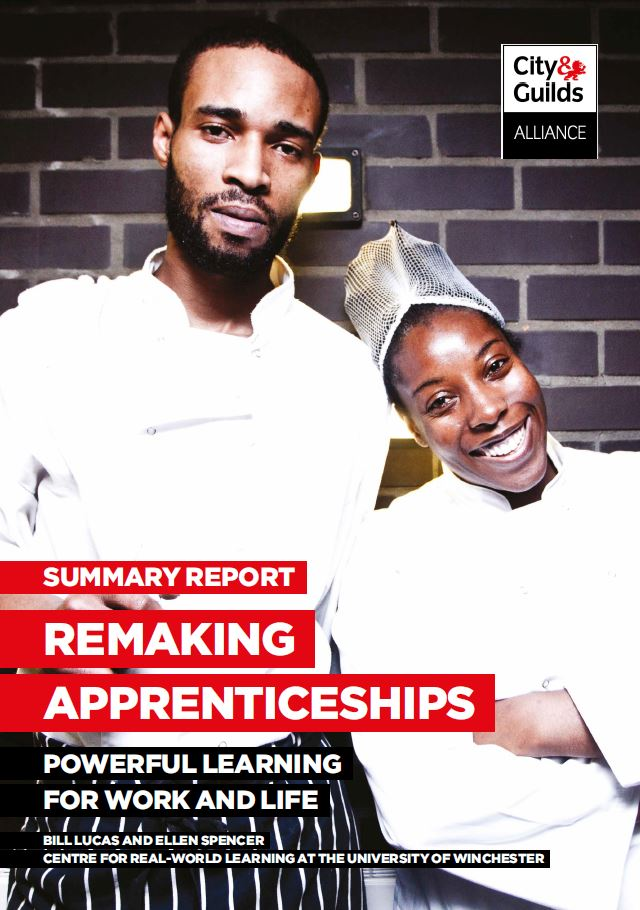 Remaking apprenticeships