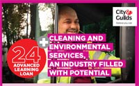 Cleaning and environmental services, an industry filled with potential.