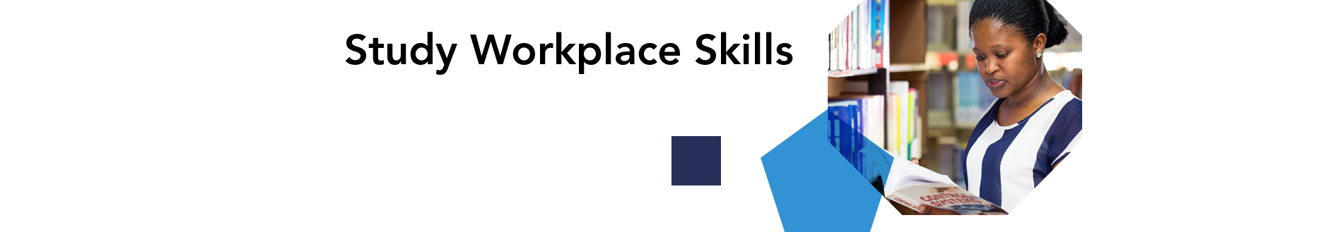 Study workplace skills banner